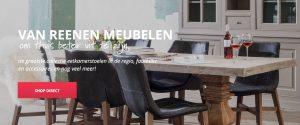 Meubelzaak in Hilversum
